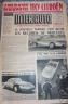 INTER AUTO JOURNAL 1956 N 454 LA 11CV CITROEN 1956