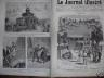 LE JOURNAL ILLUSTRE 1878 N 40 LA FIEVRE JAUNE AU SENEGAL