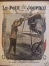 LE PETIT JOURNAL 1918 N 1418 L'AVIATRICE AMERICAINE Ms.WILLIAM DUFFY