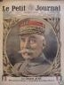 LE PETIT JOURNAL 1918 N 1440 LE GENERAL ALBY, SUCCESSEUR DE FOCH