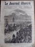 LE JOURNAL ILLUSTRE 1877 N 21 LE TSAR ALEXANDRE - LE CZAREWICH