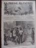 LA PRESSE ILLUSTREE 1872 N 242 LE GENERAL GRANT PRESIDENT U.S.A