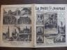 LE PETIT JOURNAL SUPPLEMENT  ILLUSTRE 1919 N 1500 EN SOUVENIR DE LAFAYETTE