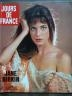 JOURS DE FRANCE 1975 N 1089  LA BELLE JANE BIRKINS