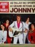 JOURS DE FRANCE 1976 N 1138 JOHNNY HALLYDAY AU PALAIS DES SPORTS