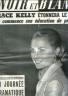 NOIR ET BLANC : 1956 N° 571 GRACE KELLY COMMENCE SON EDUCATION DE PRINCESSE