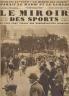 LE MIROIR DES SPORTS 1930 n 547 LE TOUR DE FRANCE