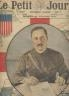 LE PETIT JOURNAL SUPPLEMENT ILLUSTRE 1918 N° 1452 LA CROIX ROUGE AMERICAINE