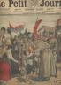 LE PETIT JOURNAL SUPPLEMENT ILLUSTRE 1919 N° 1494 LE ROI PIERRE DE SERBIE