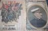 LE PETIT JOURNAL SUPPLEMENT ILLUSTRE 1917 N° 1410 L'AMIRAL GLEAVES