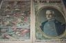 LE PETIT JOURNAL SUPPLEMENT ILLUSTRE 1917 N° 1388 LE GENERAL J.B. DUMAS