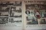 LE PETIT JOURNAL SUPPLEMENT ILLUSTRE 1919 N° 1493 REIMS, LEGION D'HONNEUR