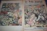 LE PETIT JOURNAL 1904 N° 715 SANGLANTE QUERELLE EN CHINE