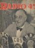 RADIO 45 DU 22 AU 28 AVRIL 1945 N° 26 FRANKLIN ROOSEVELT