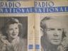 RADIO NATIONAL 1942 N° 54 LE MOINE DON PIERRE PERIGNON