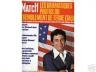 PARIS MATCH GILBERT BECAUD MAI 1976