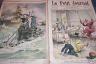 LE PETIT JOURNAL 1908 N° 930 LES CLOWNS PHILANTRHOPES