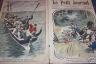 LE PETIT JOURNAL 1908 N 927 HORRIBLE ACCIDENT AUX CHAMP