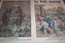 LE PETIT JOURNAL SUPPLEMENT ILLUSTRE 1915 N 1299 EN RUSSIE