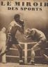 MIROIR DES SPORTS 1933 N 691 BOXE KID TUNERO BAT THIL