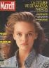 PARIS MATCH 1989 N 2112 VANESSA PARADIS, DOUBLE VIE