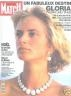 PARIS MATCH 1990 N 2170 GLORIA THURN UND TAXIS
