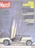 PARIS MATCH 1986 N°1950 SPECIAL LE SALON DE L'AUTO 1986
