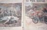 LE PETIT JOURNAL 1891 n 19 LE PRINTEMPS A PARIS