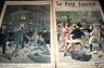 LE PETIT JOURNAL 1899 N 449 LES INCIDENTS DU GRAND PRIX