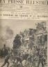 LA PRESSE ILLUSTREE 1878 N 530 L'ACCIDENT DE GRENELLE