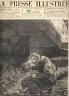 LA PRESSE ILLUSTREE 1878 N 559 UNE MERE DENATUREE