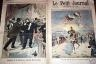 LE PETIT JOURNAL 1901 N 566 NICOLAS II LE PACIFICATEUR